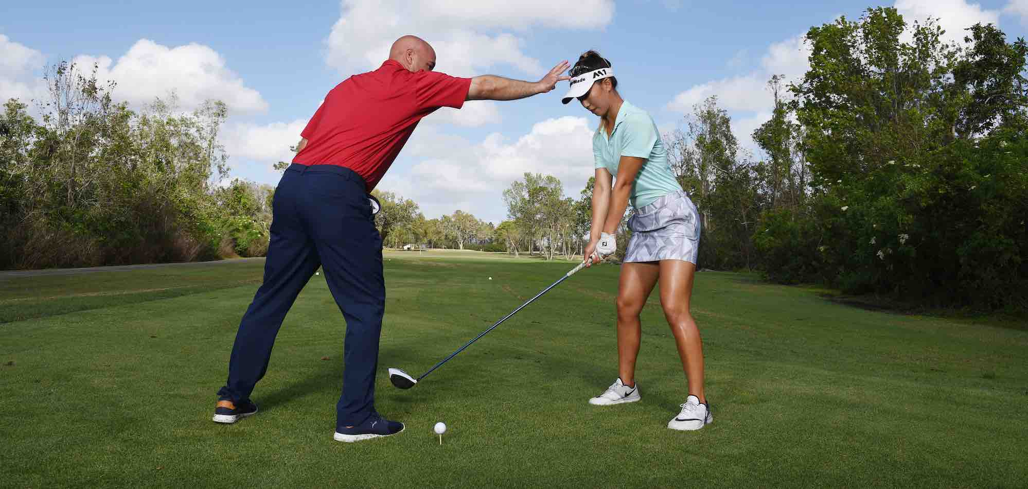 Learning Style Charlotte North Carolina Golf Instruction