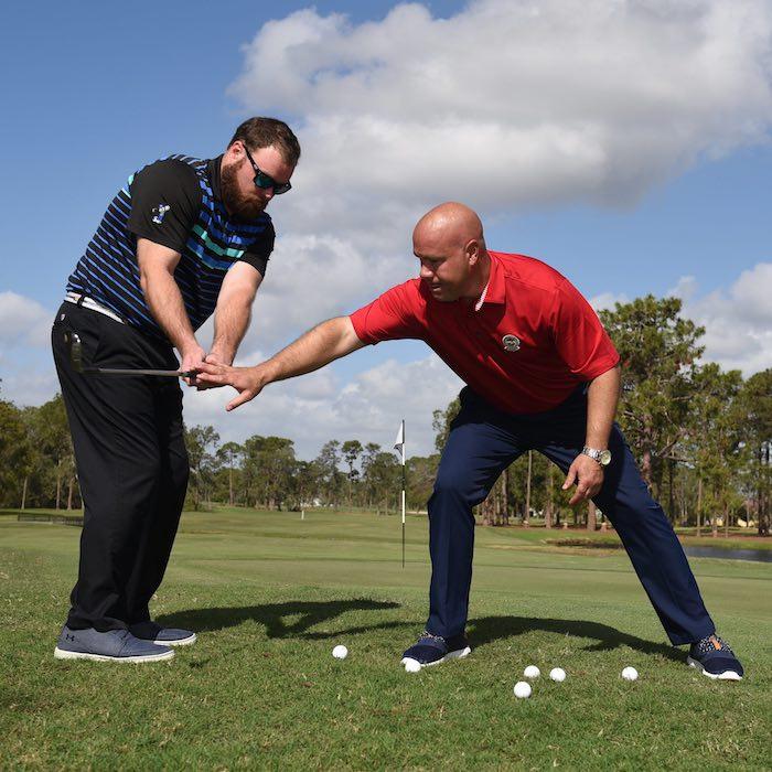 Stewart Omalley Charlotte North Carolina Golf Instruction